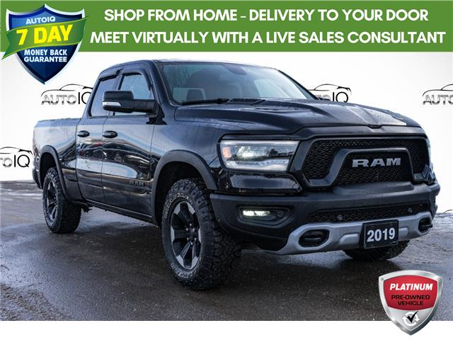 2019 RAM 1500 Sport/Rebel (Stk: 44394AU) in Innisfil - Image 1 of 23