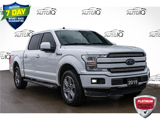 2019 Ford F-150 Lariat (Stk: 44399AU) in Innisfil - Image 1 of 28