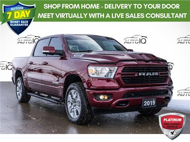 2019 RAM 1500 Big Horn (Stk: 44473AU) in Innisfil - Image 1 of 24