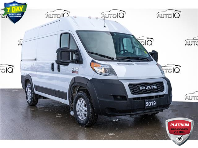 2019 RAM ProMaster 2500 High Roof (Stk: 10787URX) in Innisfil - Image 1 of 18
