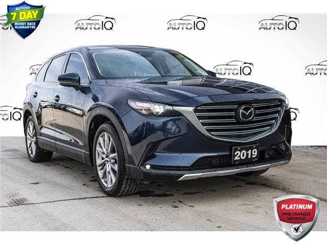 2019 Mazda CX-9 GS-L Blue