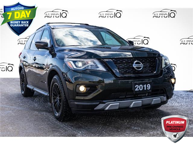 2019 Nissan Pathfinder SL Premium (Stk: 44576AU) in Innisfil - Image 1 of 28