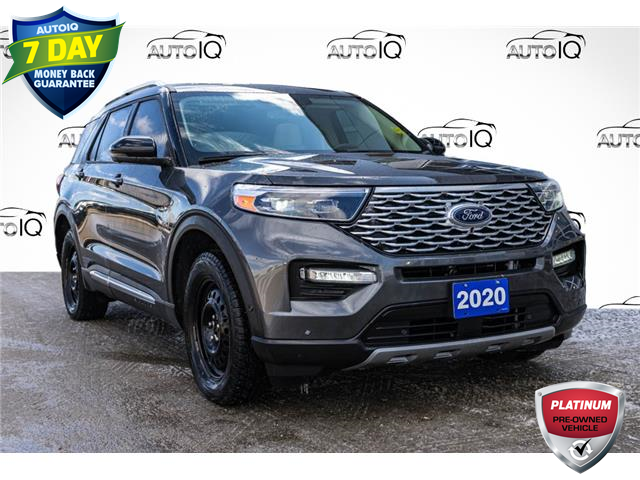2020 Ford Explorer Platinum (Stk: 44618AU) in Innisfil - Image 1 of 28
