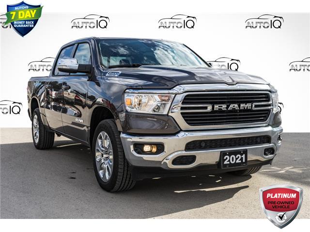 2021 RAM 1500 Big Horn Grey