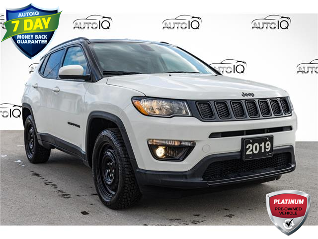 2019 Jeep Compass North (Stk: 44605AU) in Innisfil - Image 1 of 30