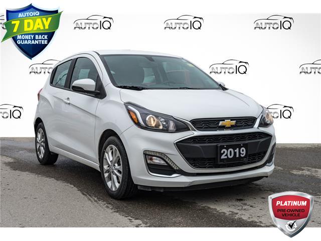 2019 Chevrolet Spark 1LT CVT (Stk: 10828UR) in Innisfil - Image 1 of 26