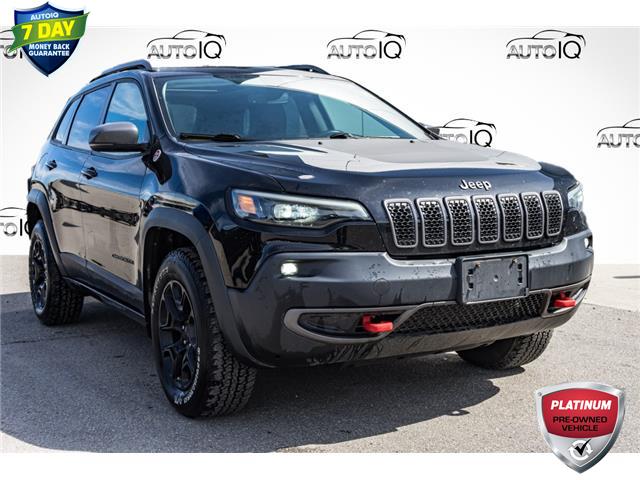 2019 Jeep Cherokee Trailhawk (Stk: 45112AU) in Innisfil - Image 1 of 26