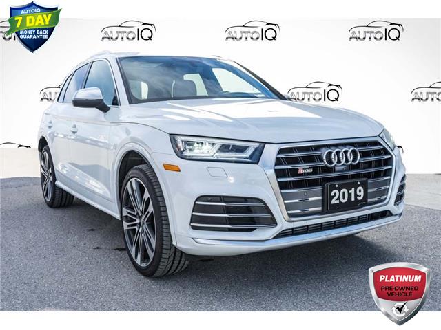 2019 Audi SQ5 3.0T Progressiv (Stk: 10944AU) in Innisfil - Image 1 of 25