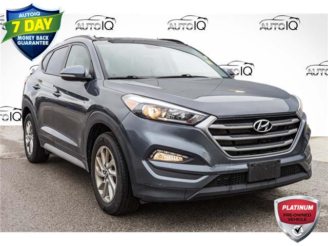 2018 Hyundai Tucson SE 2.0L (Stk: 10945AU) in Innisfil - Image 1 of 24