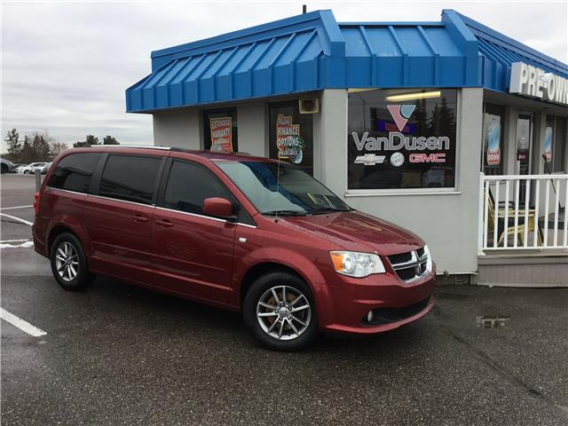2014 Dodge Grand Caravan SE/SXT (Stk: 200459A) in Ajax - Image 1 of 24
