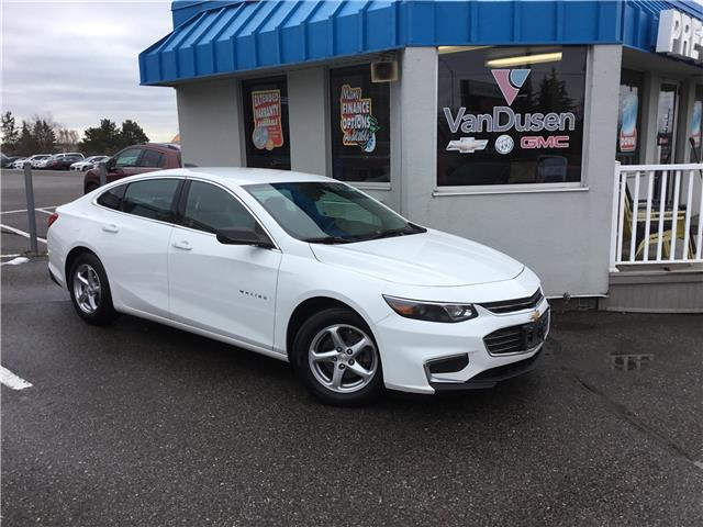 2016 Chevrolet Malibu LS (Stk: 200546A) in Ajax - Image 1 of 22