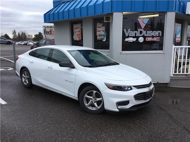 2018 Chevrolet Malibu 1LS (Stk: 200545A) in Ajax - Image 1 of 22
