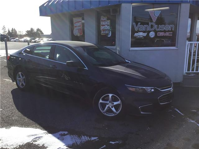 2018 Chevrolet Malibu 1LS (Stk: 200547A) in Ajax - Image 1 of 16