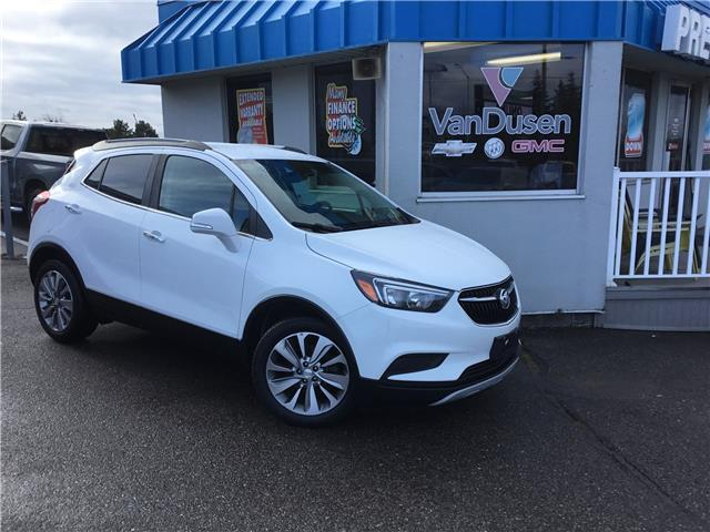 2017 Buick Encore Preferred (Stk: B7826) in Ajax - Image 1 of 23
