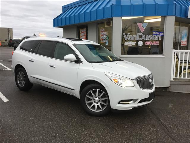 2016 Buick Enclave Leather (Stk: 200250A) in Ajax - Image 1 of 27