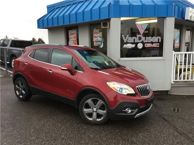 2014 Buick Encore Convenience (Stk: 210055A) in Ajax - Image 1 of 25