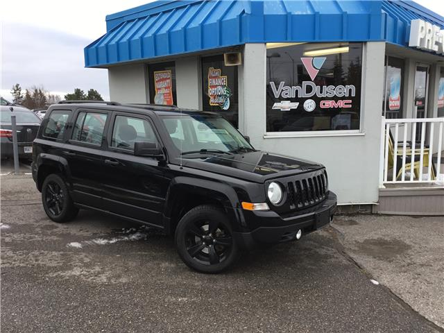 2015 Jeep Patriot Sport/North (Stk: B7812A) in Ajax - Image 1 of 22
