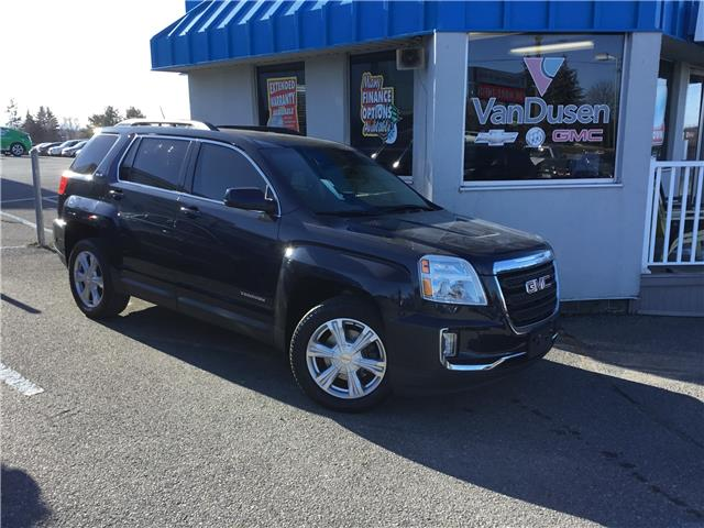 2017 GMC Terrain SLE-2 (Stk: 210170A) in Ajax - Image 1 of 25