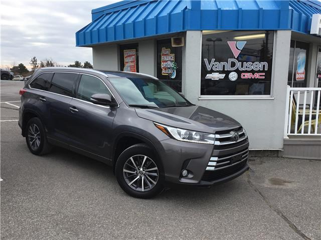 2017 Toyota Highlander XLE (Stk: B7846) in Ajax - Image 1 of 27