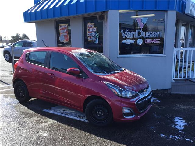 2020 Chevrolet Spark 1LT CVT (Stk: B7849) in Ajax - Image 1 of 22