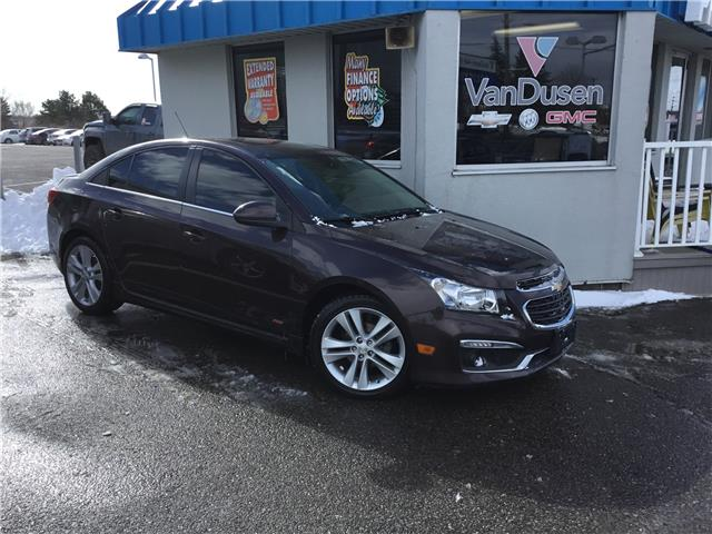 2015 Chevrolet Cruze 2LT (Stk: B7852) in Ajax - Image 1 of 26