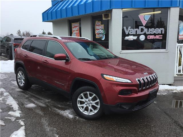 2016 Jeep Cherokee North (Stk: B7848) in Ajax - Image 1 of 23