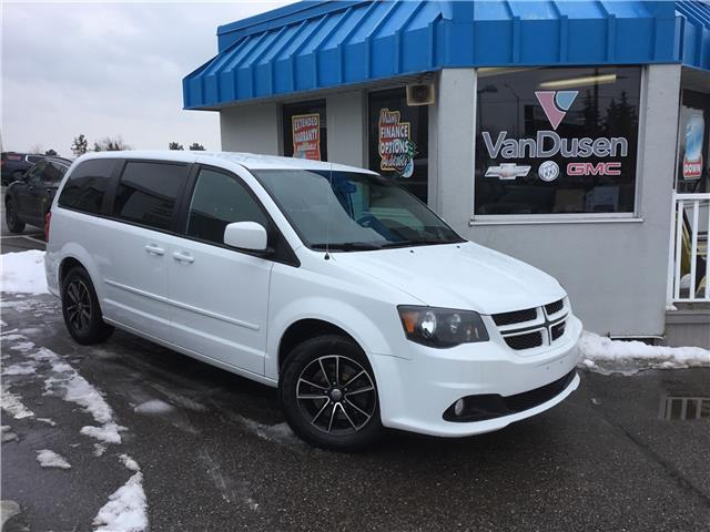 2017 Dodge Grand Caravan GT (Stk: B7844A) in Ajax - Image 1 of 24