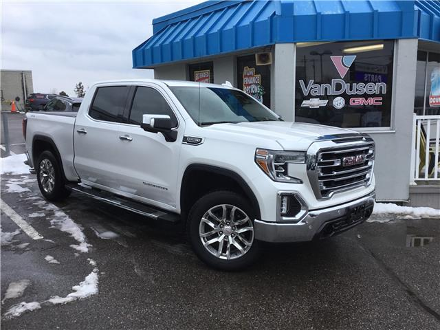 2019 GMC Sierra 1500 SLT (Stk: 210220A) in Ajax - Image 1 of 24