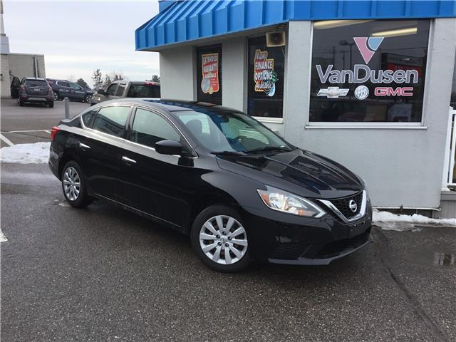 2016 Nissan Sentra 1.8 S (Stk: B7806A) in Ajax - Image 1 of 5