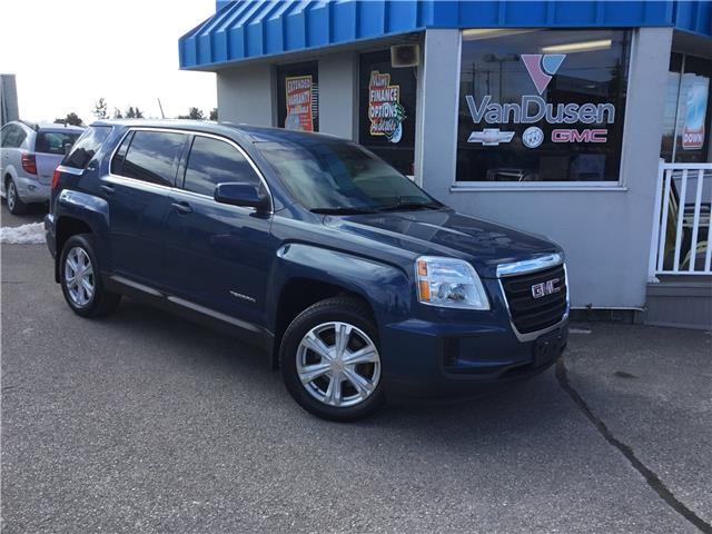 2017 GMC Terrain SLE-1 (Stk: B7841A) in Ajax - Image 1 of 22
