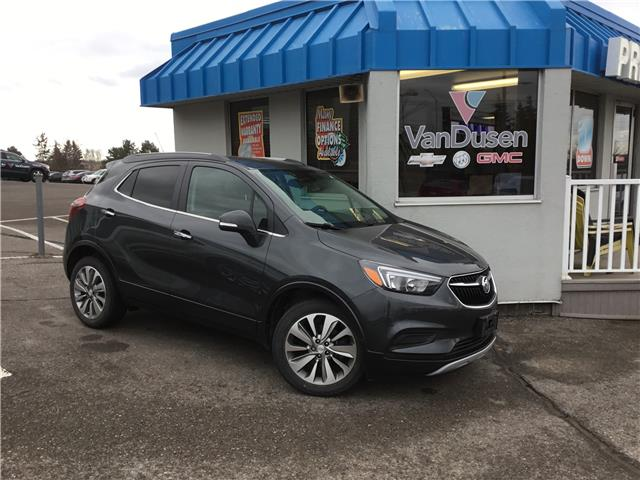 2017 Buick Encore Preferred (Stk: N7871) in Ajax - Image 1 of 18