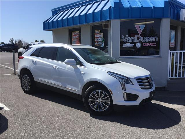 2017 Cadillac XT5 Luxury (Stk: B7906) in Ajax - Image 1 of 25