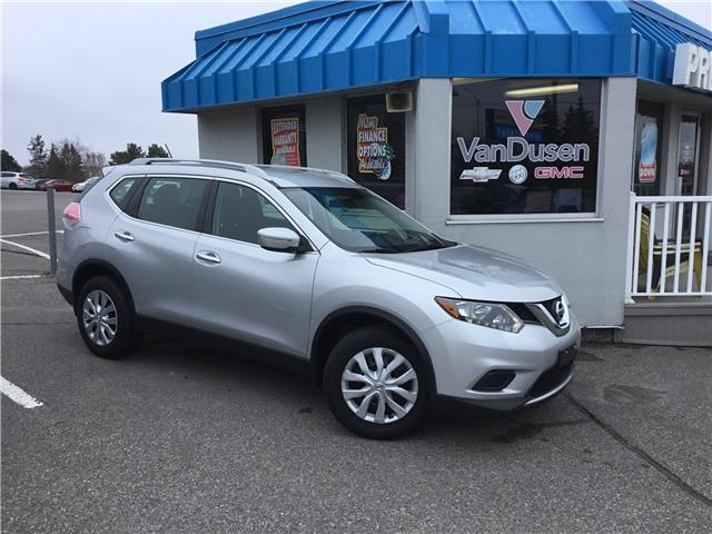 2015 Nissan Rogue S (Stk: B7875) in Ajax - Image 1 of 22