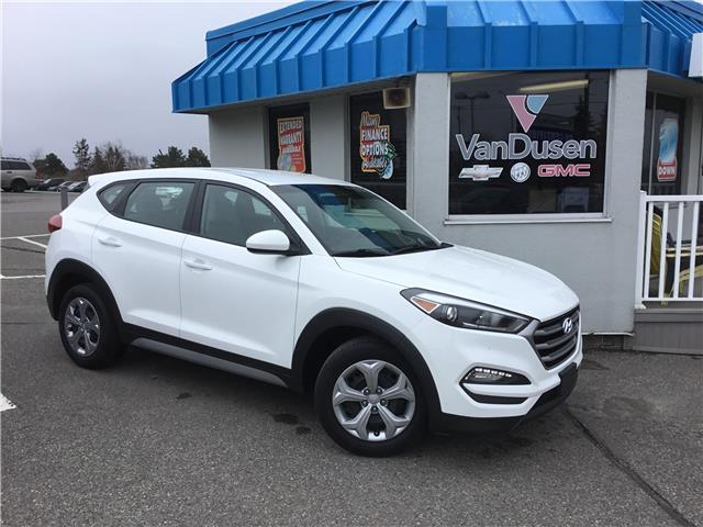 2017 Hyundai Tucson SE (Stk: 210306A) in Ajax - Image 1 of 22