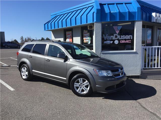 2012 Dodge Journey CVP/SE Plus (Stk: 200434A) in Ajax - Image 1 of 22