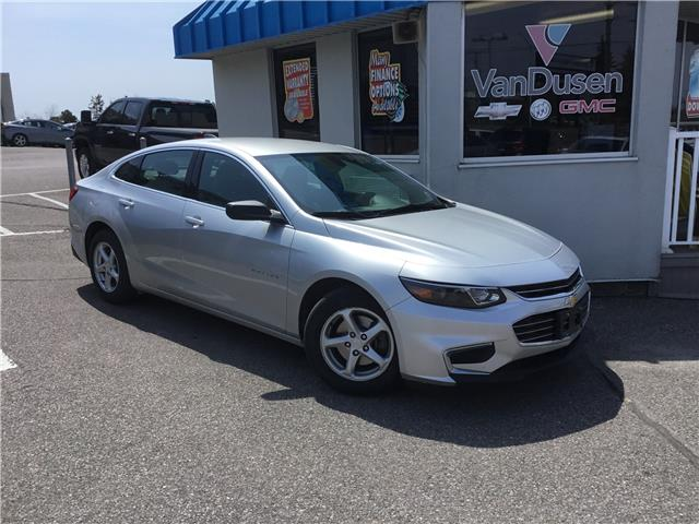 2018 Chevrolet Malibu 1LS (Stk: B7922) in Ajax - Image 1 of 18