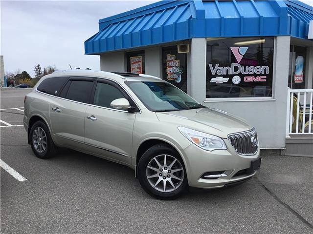 2015 Buick Enclave Leather (Stk: B7935) in Ajax - Image 1 of 27
