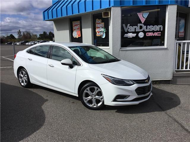 2017 Chevrolet Cruze Premier Auto (Stk: B7889A) in Ajax - Image 1 of 23