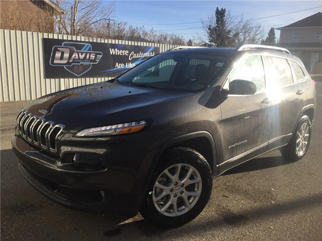 2018 Jeep Cherokee North (Stk: 11708) in Fort Macleod - Image 1 of 19