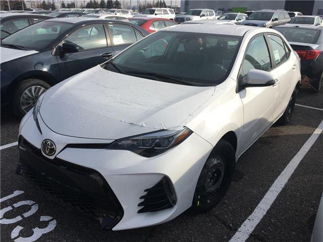 2018 Toyota Corolla SE (Stk: 8645) in Brampton - Image 1 of 5