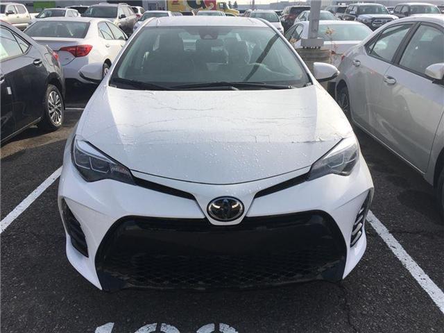 2018 Toyota Corolla SE (Stk: 8645) in Brampton - Image 2 of 5