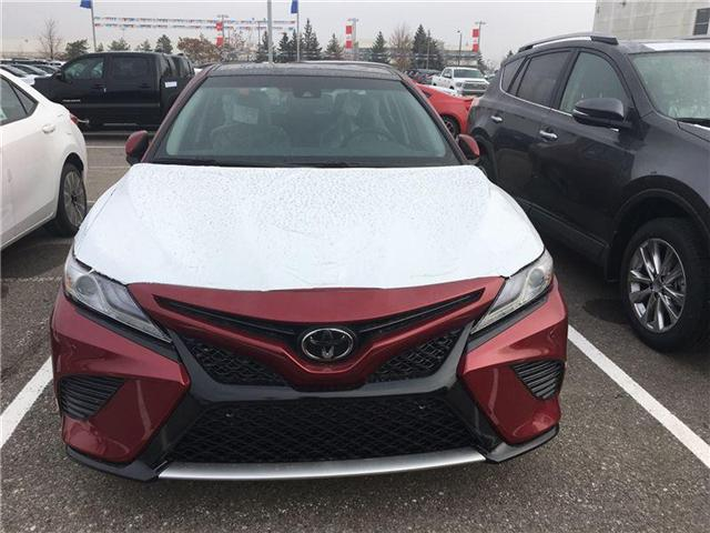 2018 Toyota Camry XSE (Stk: 553287) in Brampton - Image 2 of 5