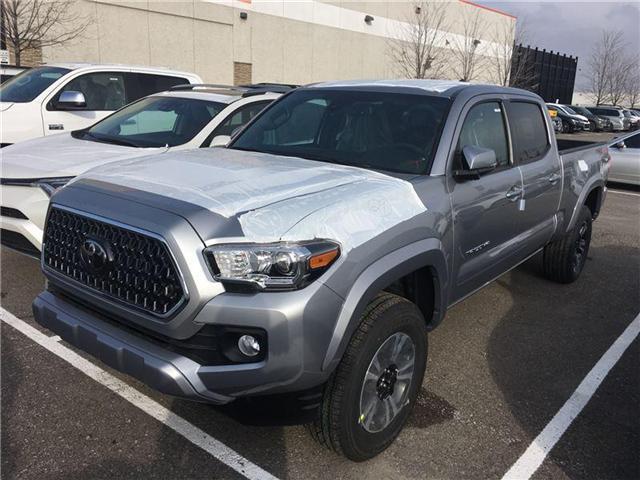 2018 Toyota Tacoma SR5 (Stk: 29377) in Brampton - Image 1 of 5
