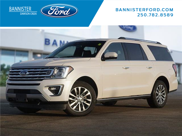 2018 Ford Expedition Max Limited (Stk: S202469B) in Dawson Creek - Image 1 of 18