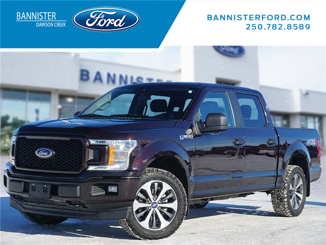 2019 Ford F-150 XL (Stk: PW2100) in Dawson Creek - Image 1 of 17
