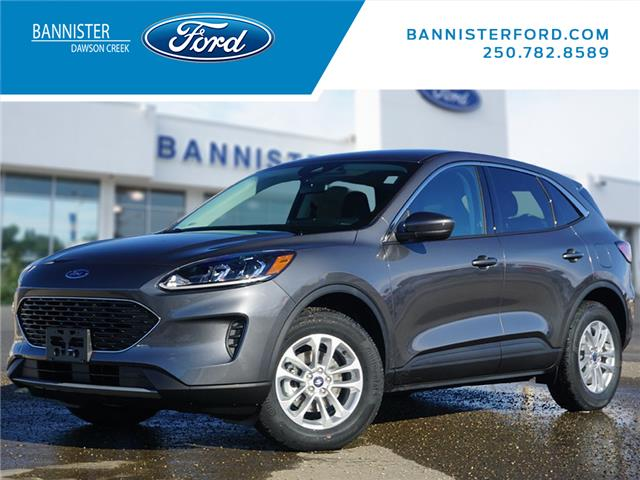 2021 Ford Escape SE Hybrid (Stk: S210026) in Dawson Creek - Image 1 of 18