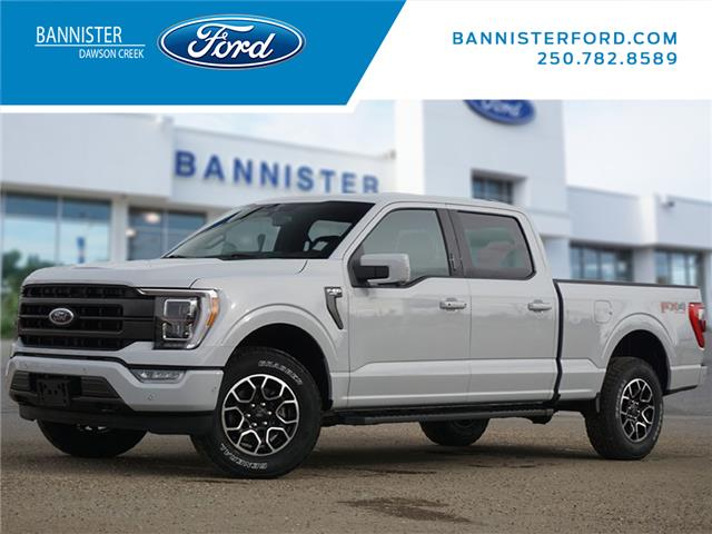 2021 Ford F-150 Lariat (Stk: t210052) in Dawson Creek - Image 1 of 23