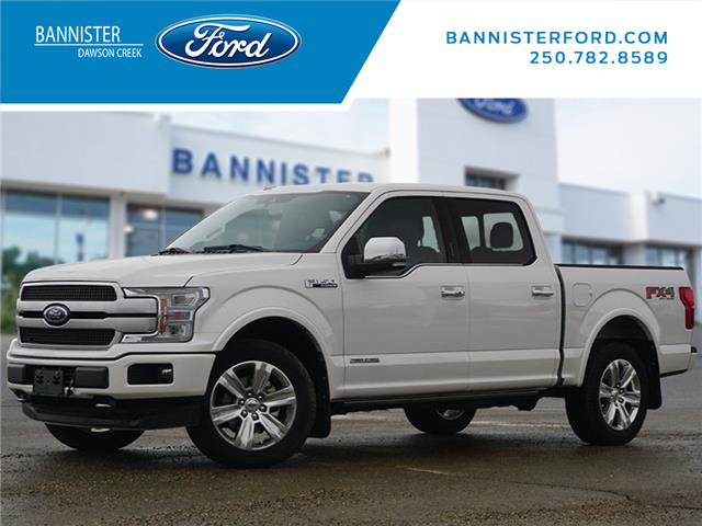 2019 Ford F-150 Platinum (Stk: PW21228) in Dawson Creek - Image 1 of 21