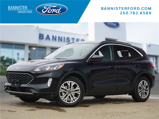 2021 Ford Escape SEL (Stk: S210083) in Dawson Creek - Image 1 of 19