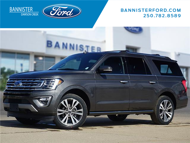 2021 Ford Expedition Max Limited (Stk: S210118) in Dawson Creek - Image 1 of 23